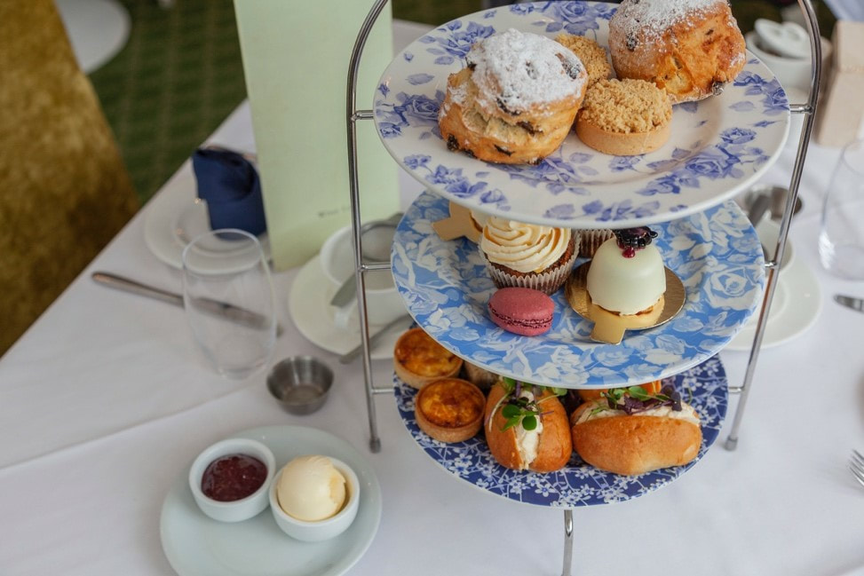 Traditional Afternoon Tea at Orsett Hall