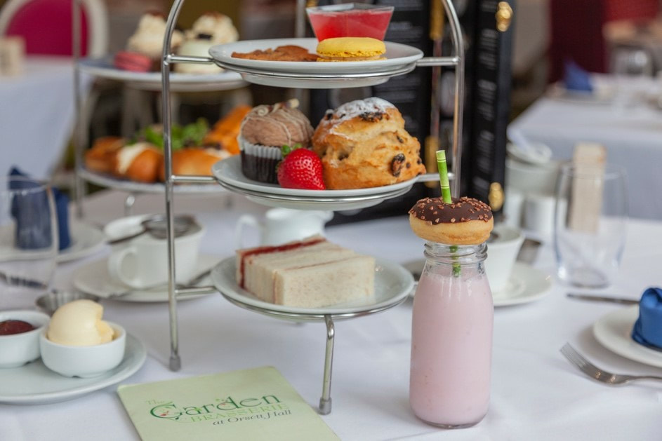 Children's Afternoon Tea at Orsett Hall