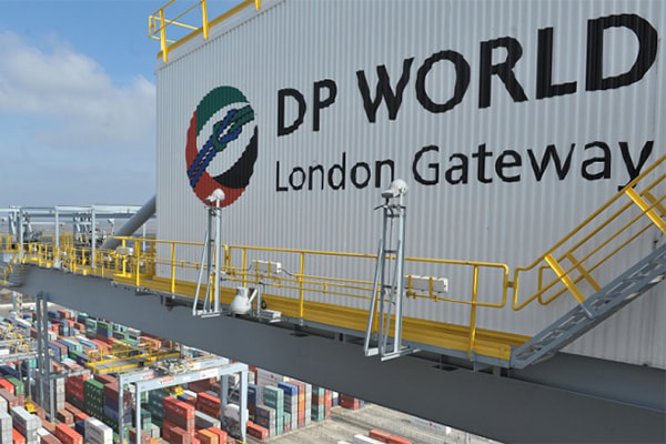DP World London Gateway