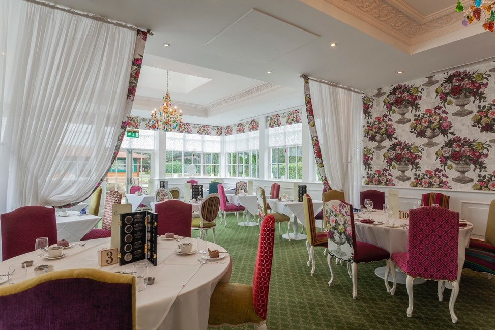 The Garden Brasserie Orsett Hall